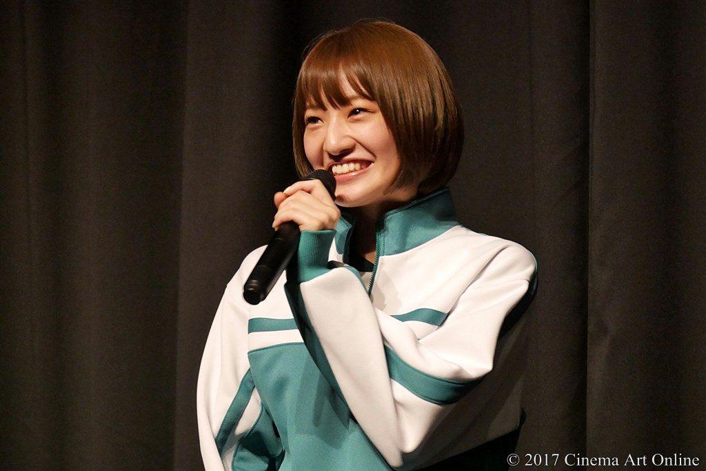 【写真】映画「あさひなぐ」部活生限定試写会イベント 中田花奈