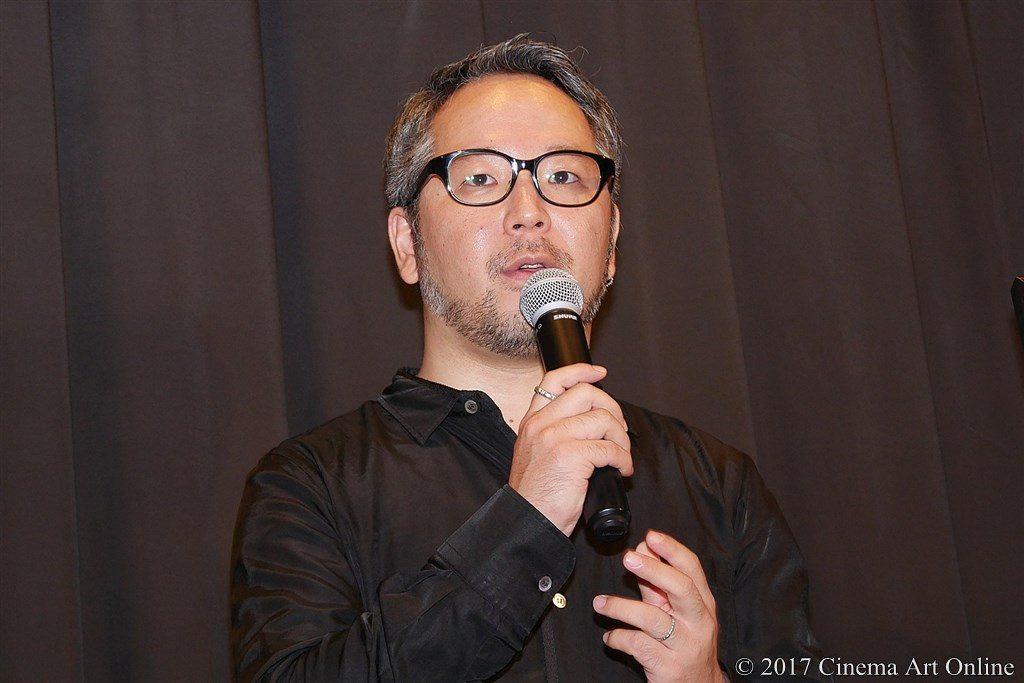 【写真】映画「望郷」公開初日舞台挨拶 菊地健雄監督