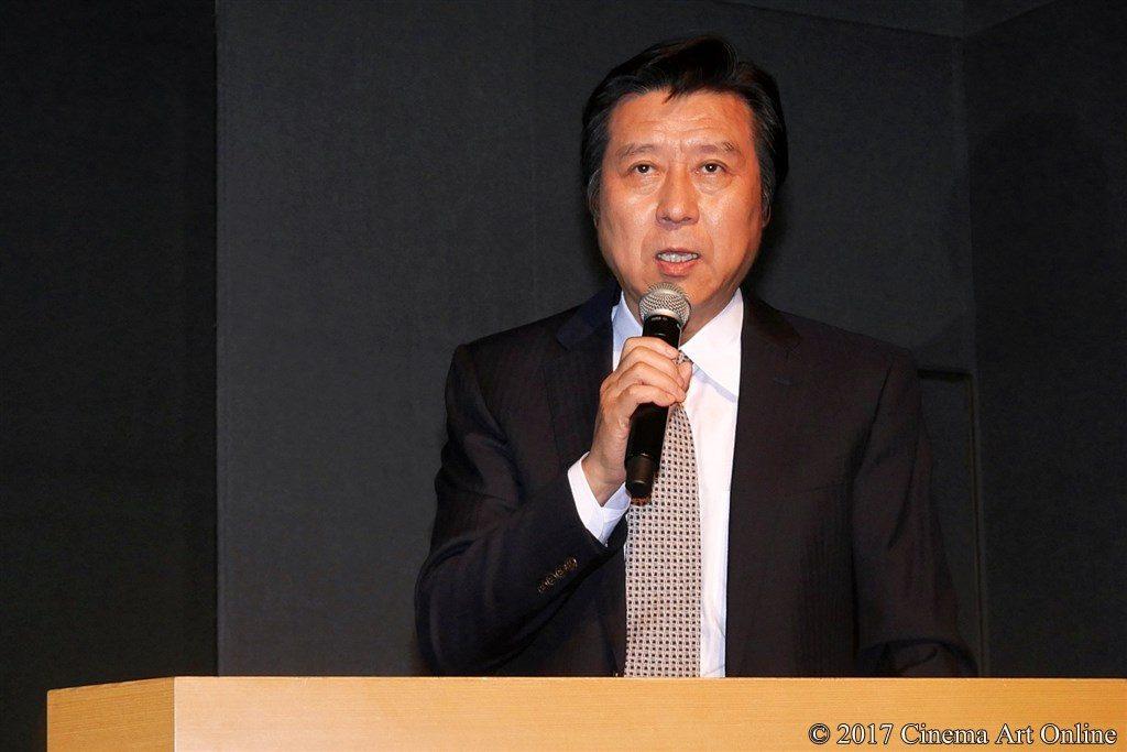 【写真】第30回東京国際映画祭(TIFF)ラインナップ発表記者会見 久松猛朗フェスティバル・ディレクター