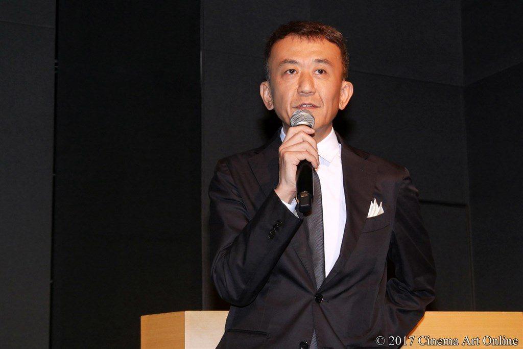 【写真】第30回東京国際映画祭(TIFF)ラインナップ発表記者会見 矢田部吉彦 プログラミング・ディレクター (コンペティション部門、日本映画スプラッシュ部門)