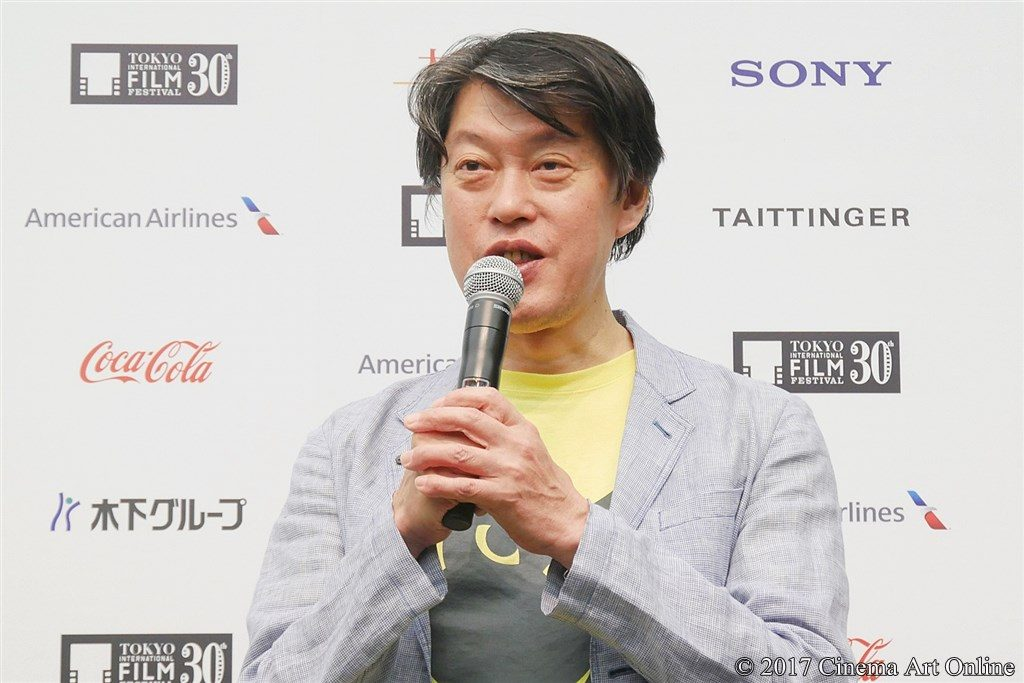 【写真】第30回東京国際映画祭(TIFF)ラインナップ発表記者会見 原恵一監督
