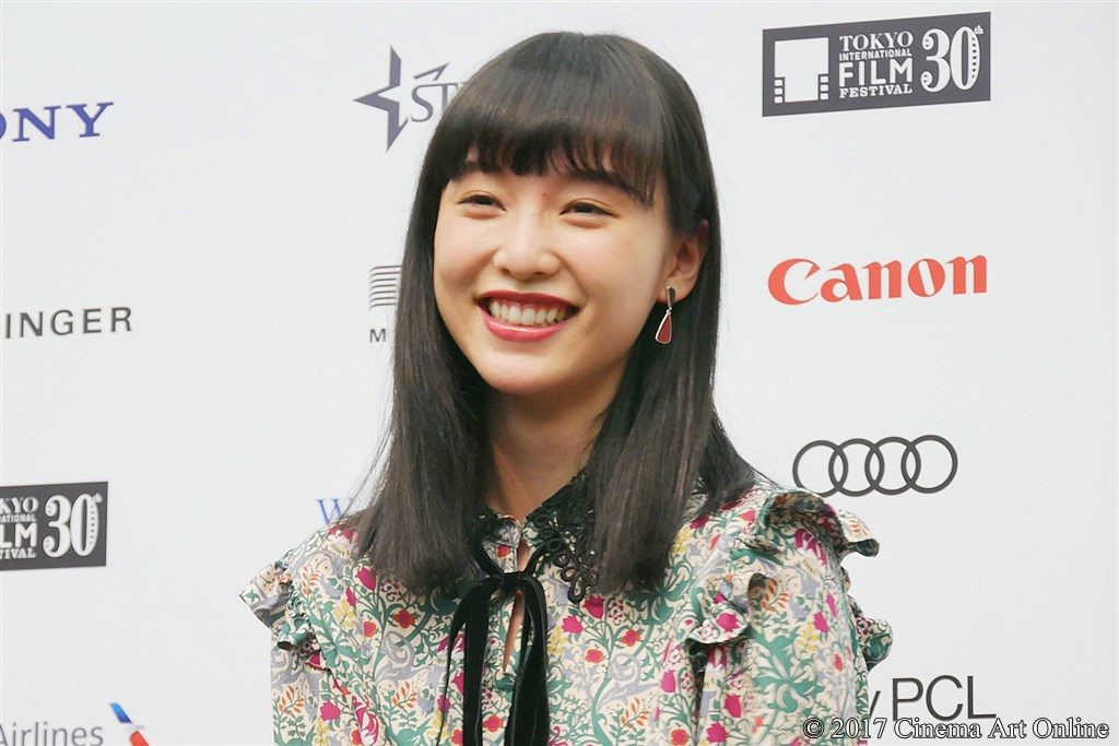 【写真】第30回東京国際映画祭(TIFF)ラインナップ発表記者会見 『最低。』主演 山田愛奈
