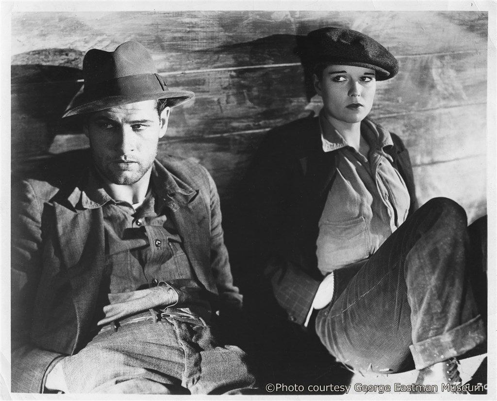 【画像】ジョージ・イーストマン博物館 映画コレクション 映画『人生の乞食』