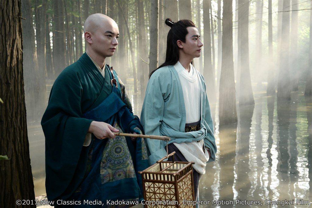 【画像】映画『空海-KU-KAI-』メインカット