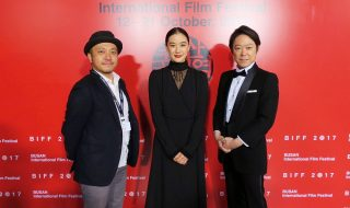 【写真】映画『彼女がその名を知らない鳥たち』第22回釜山国際映画祭 レッドカーペット & オープニングセレモニー