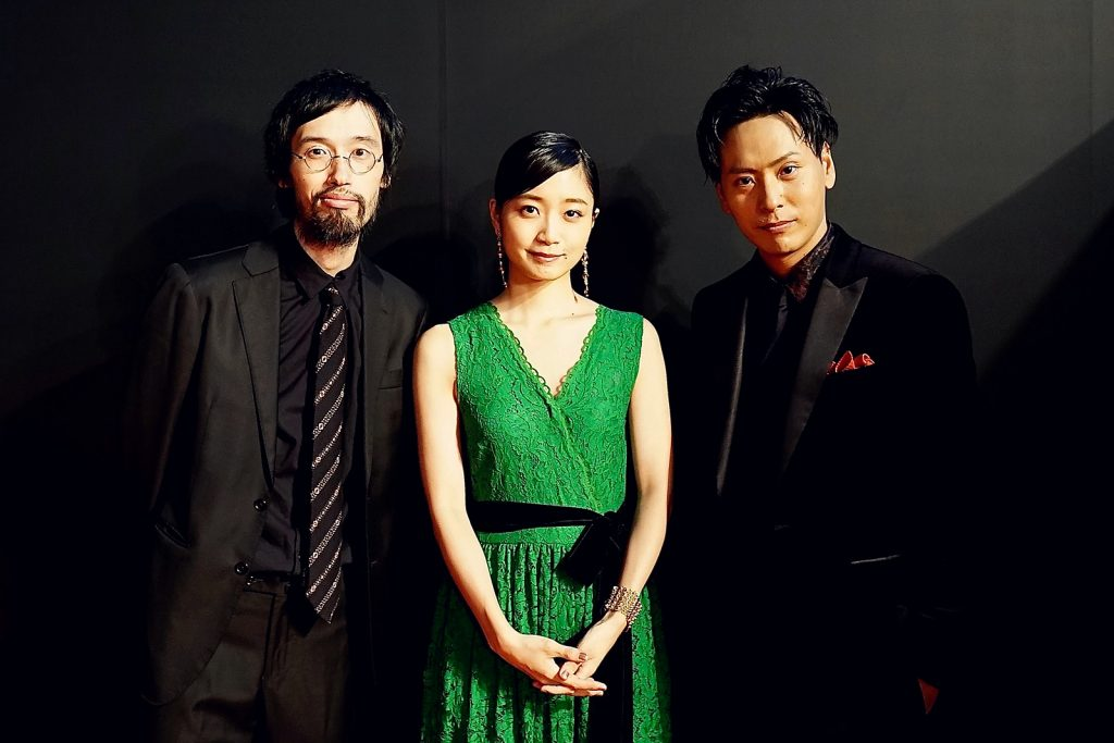 【写真】深川麻衣、山下健二郎(三代目J Soul Brothers)、今泉力哉監督