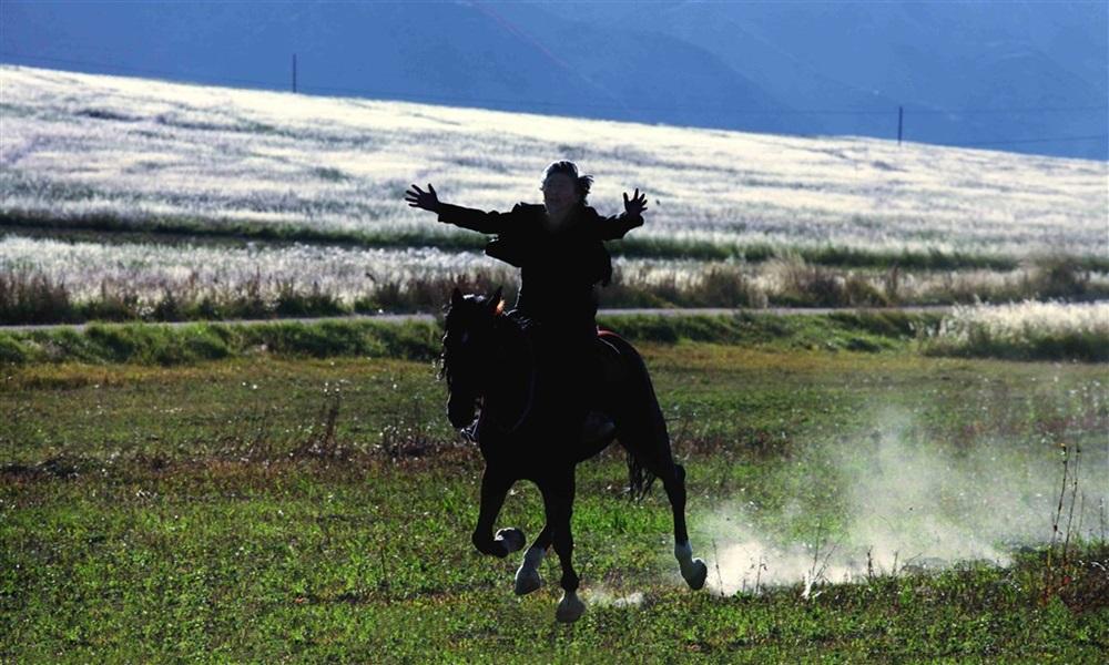 映画『馬を放つ』(原題/英題:Kentavr/Centaur)