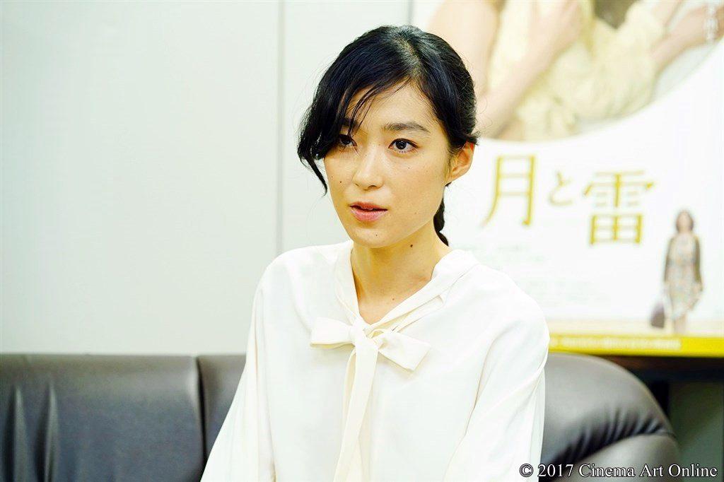 【写真】映画『月と雷』主演・初音映莉子 インタビュー
