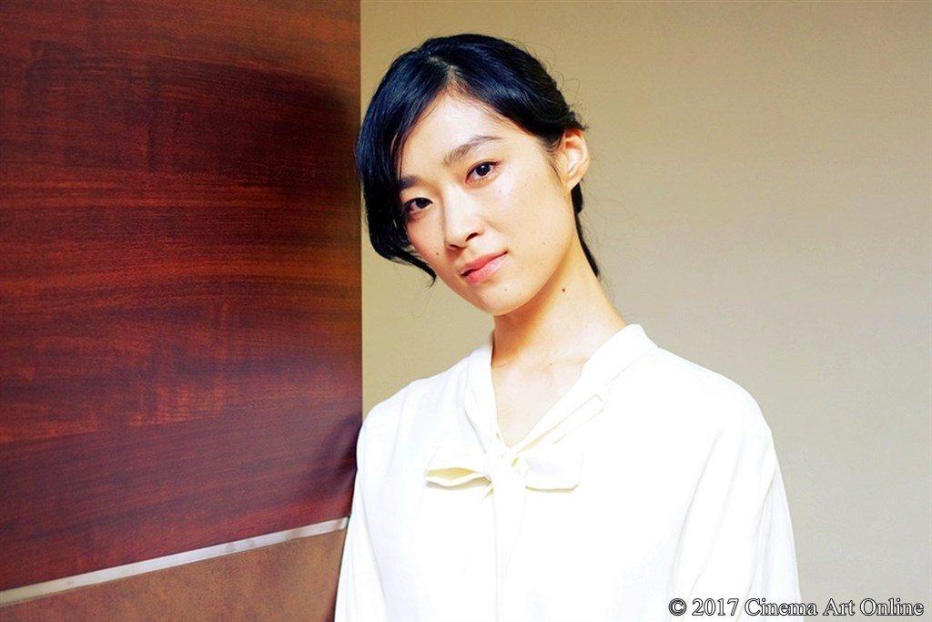 【写真】映画『月と雷』主演・初音映莉子