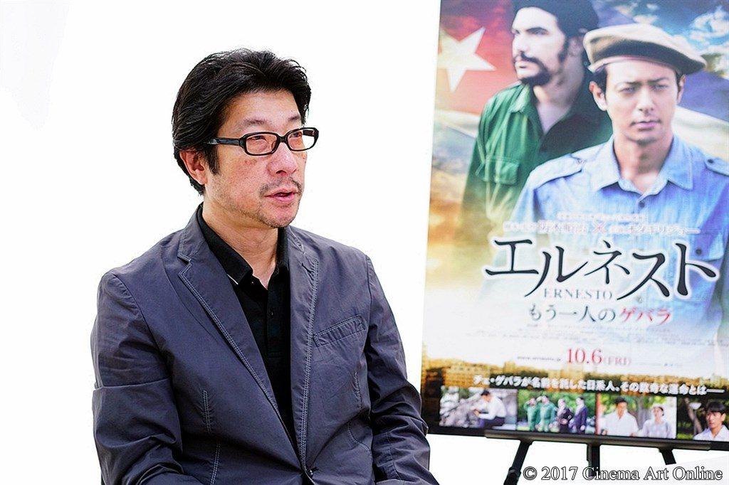映画『エルネスト』阪本順治監督インタビュー