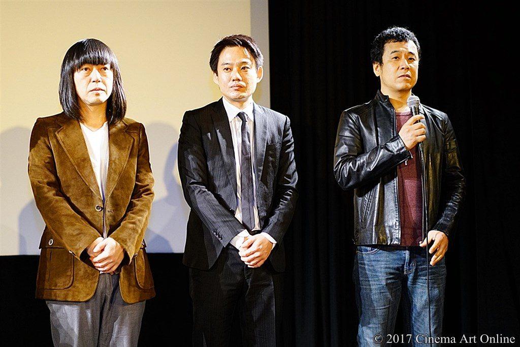 映画『レミングスの夏』公開初日舞台挨拶 五藤利弘監督