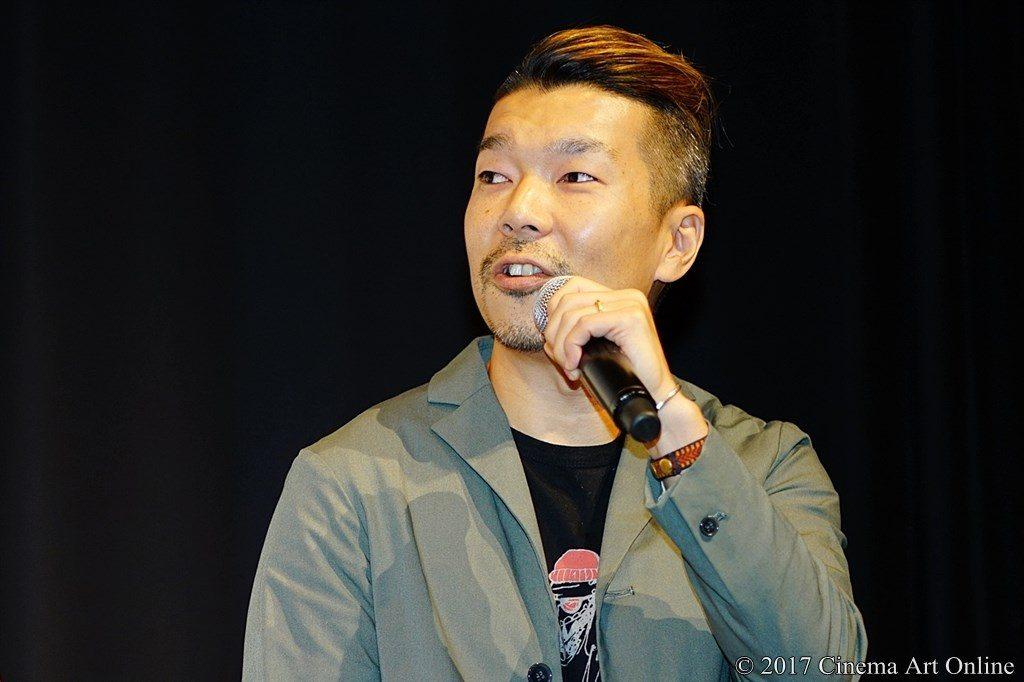 【写真】横尾初喜監督
