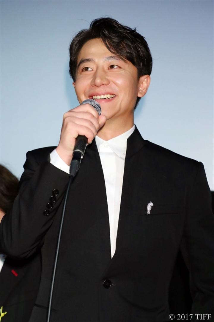 【写真】30th TIFFオープニングスペシャル『空海-KU-KAI-』舞台挨拶 ホアン・シュアン(黄軒)