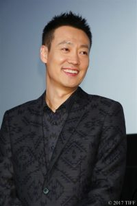 【写真】30th TIFFオープニングスペシャル『空海-KU-KAI-』舞台挨拶 シン・ポーチン(辛柏青)