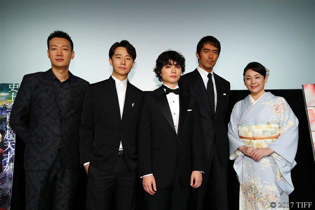 【写真】30th TIFFオープニングスペシャル『空海-KU-KAI-』舞台挨拶