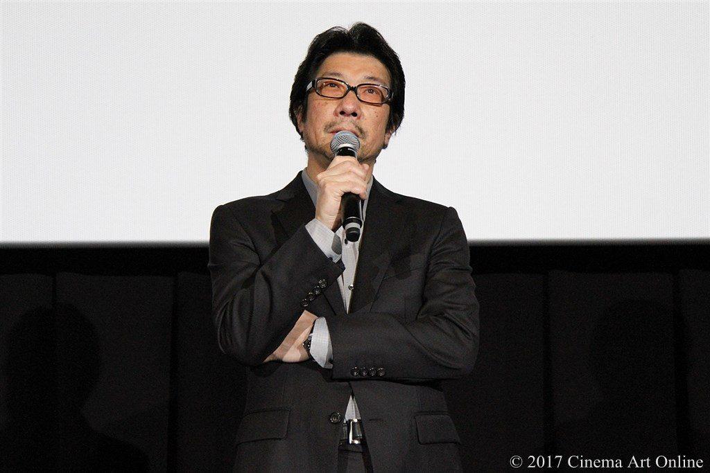 【写真】映画『エルネスト』公開記念舞台挨拶 阪本順治監督