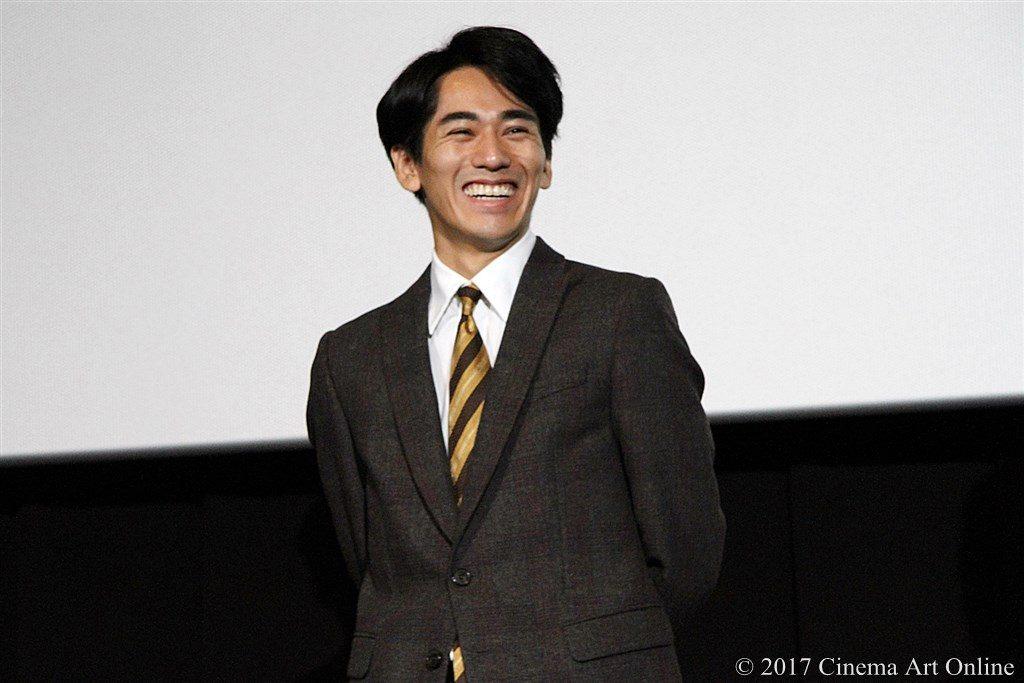 【写真】映画『エルネスト』公開記念舞台挨拶 永山絢斗