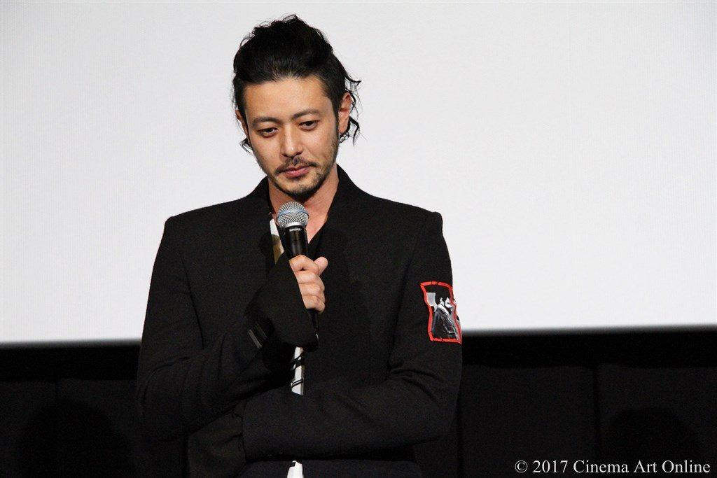 【写真】映画『エルネスト』公開記念舞台挨拶 オダギリジョー