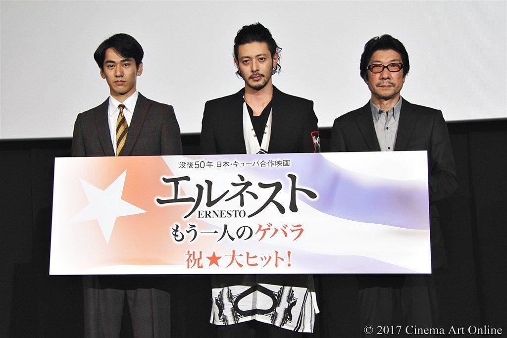 【写真】映画『エルネスト』公開記念舞台挨拶 フォトセッション