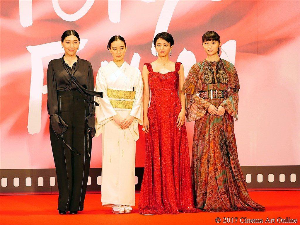 【写真】第30回 東京国際映画祭(TIFF)レッドカーペット