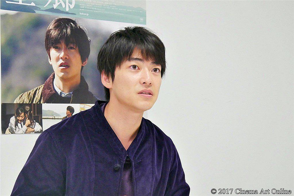 映画『望郷』大東駿介