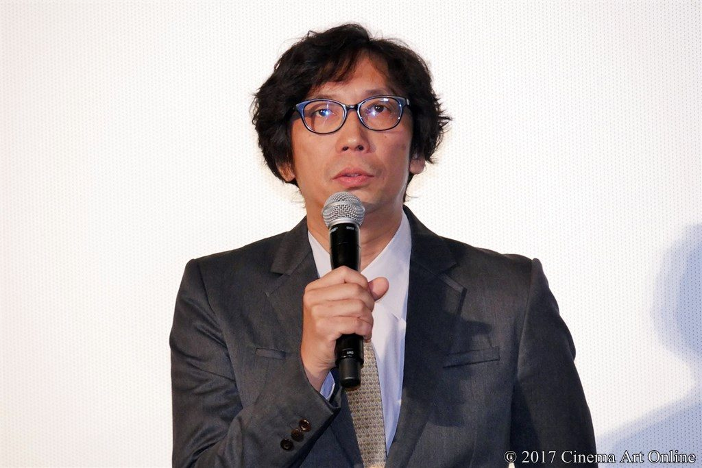 【写真】映画『ナラタージュ』公開初日舞台挨拶 行定勲監督