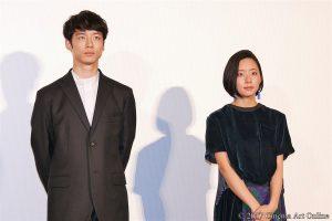 【写真】映画『ナラタージュ』公開初日舞台挨拶 坂口健太郎、大西礼芳