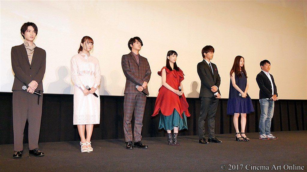 【写真】映画『恋と嘘』公開初日舞台挨拶