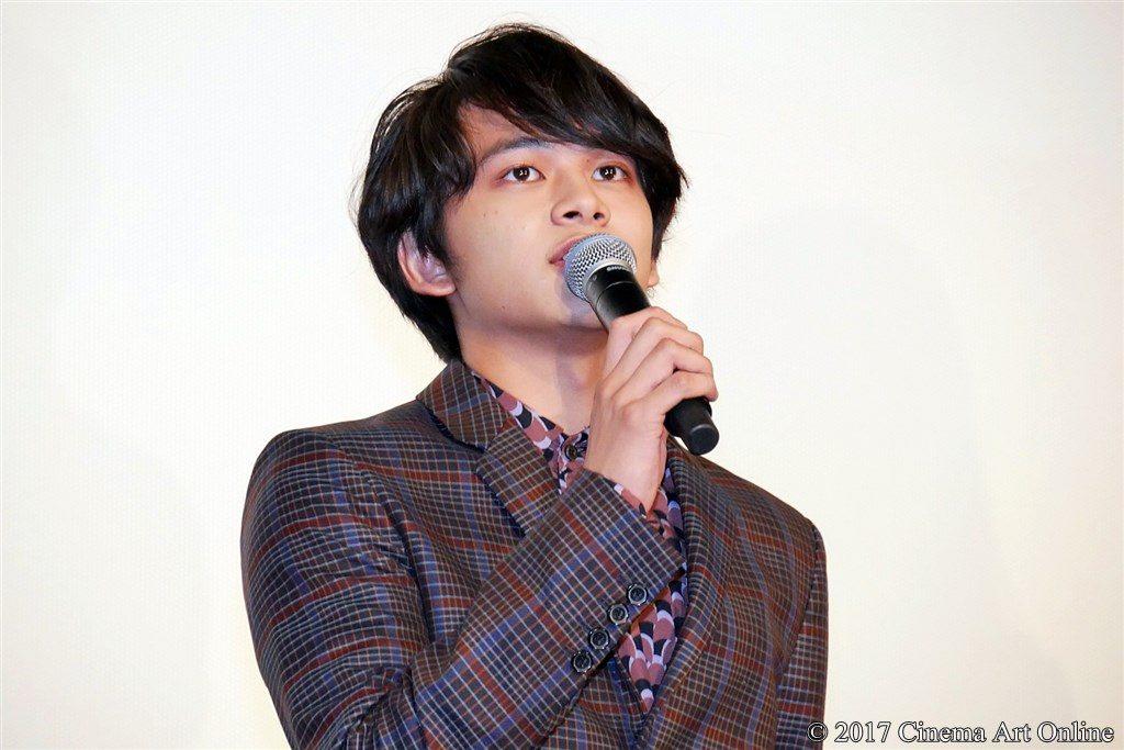 【写真】映画『恋と嘘』公開初日舞台挨拶 北村匠海