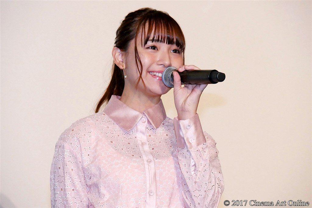 【写真】映画『恋と嘘』公開初日舞台挨拶 浅川梨奈