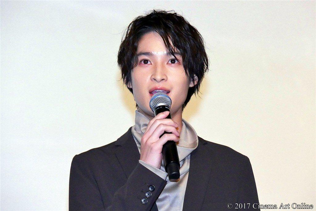 【写真】映画『恋と嘘』公開初日舞台挨拶 阪本奨悟