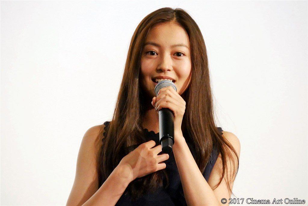 【写真】映画『恋と嘘』公開初日舞台挨拶 田辺桃子