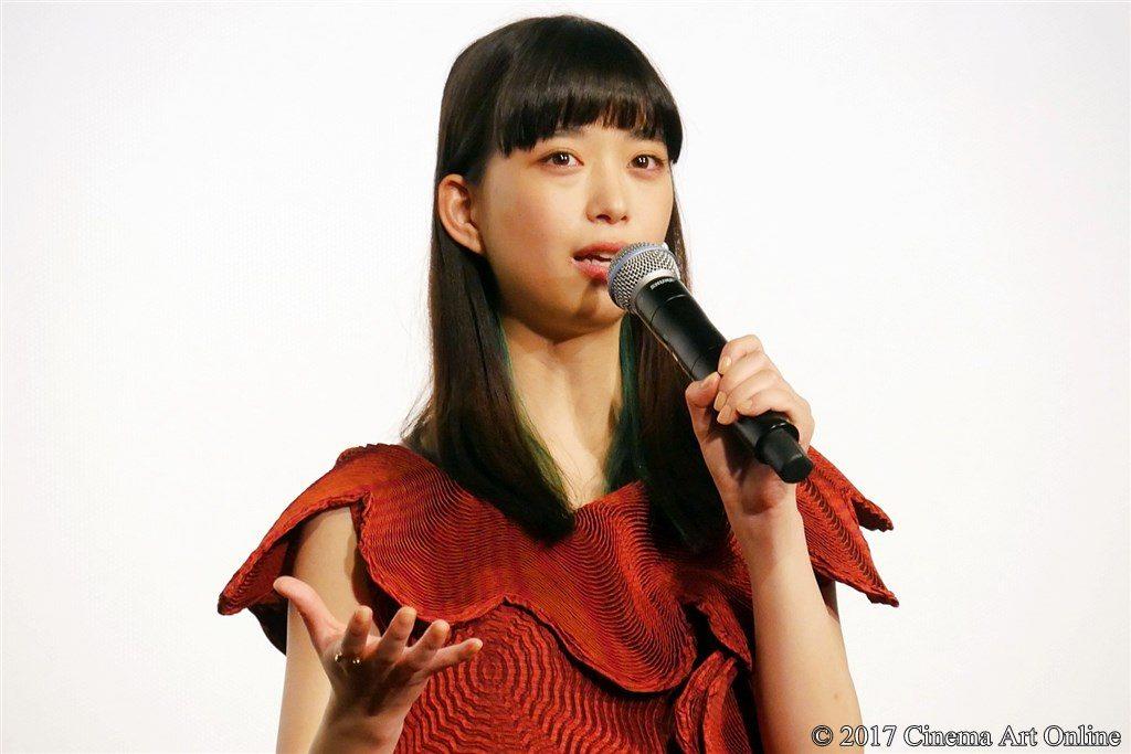 【写真】映画『恋と嘘』公開初日舞台挨拶 森川葵