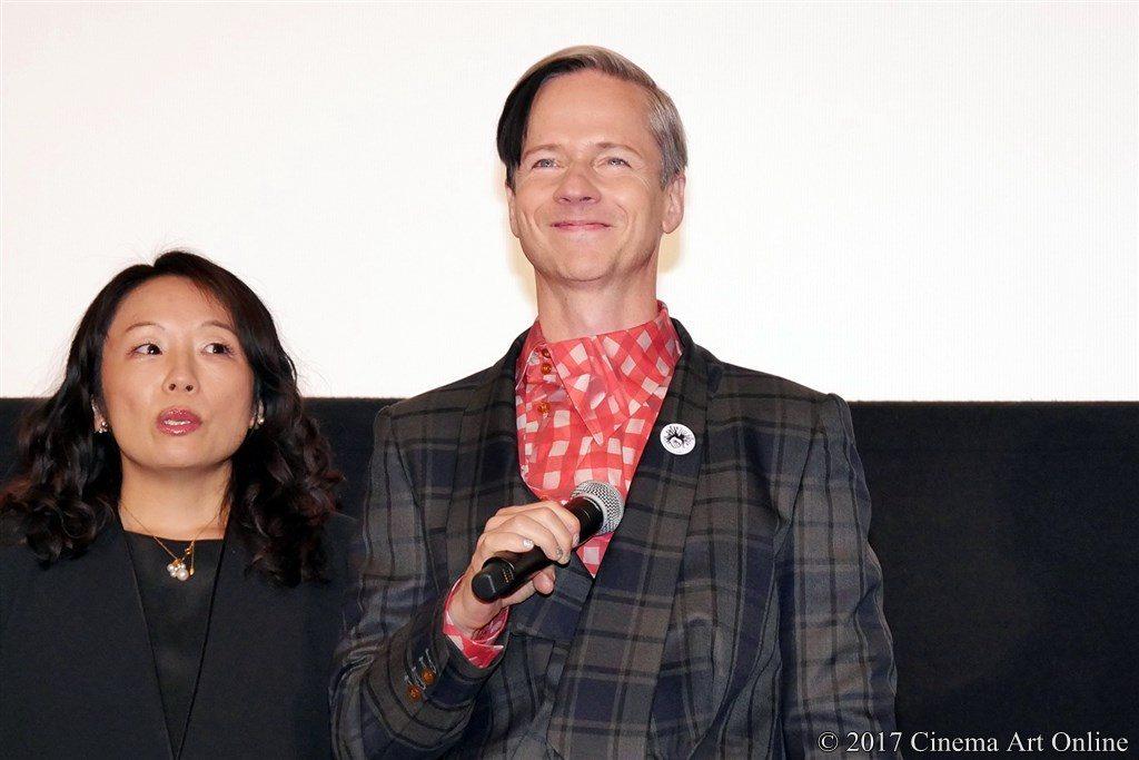 【写真】ジョン・キャメロン・ミチェル監督