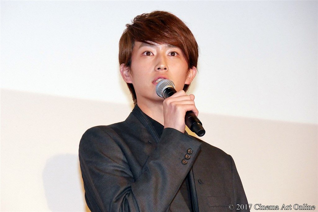 【写真】映画『覆面系ノイズ』完成披露試写会イベント