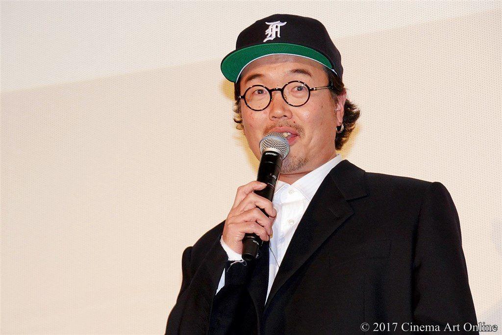 【写真】映画『覆面系ノイズ』完成披露試写会イベント 三木康一郎監督
