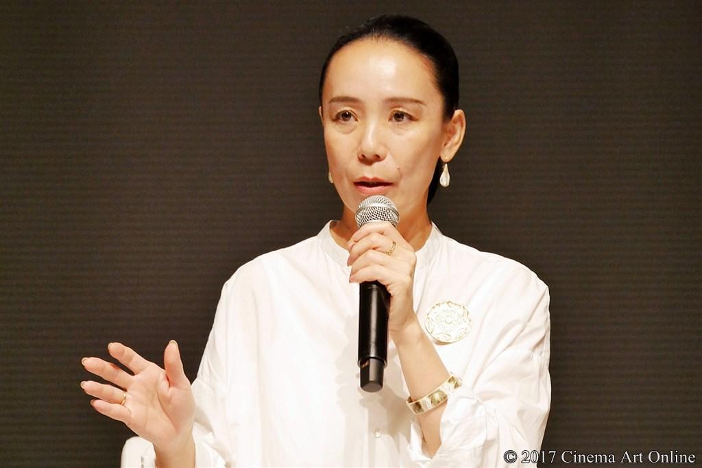 【写真】TIFFマスタークラス 河瀨直美監督