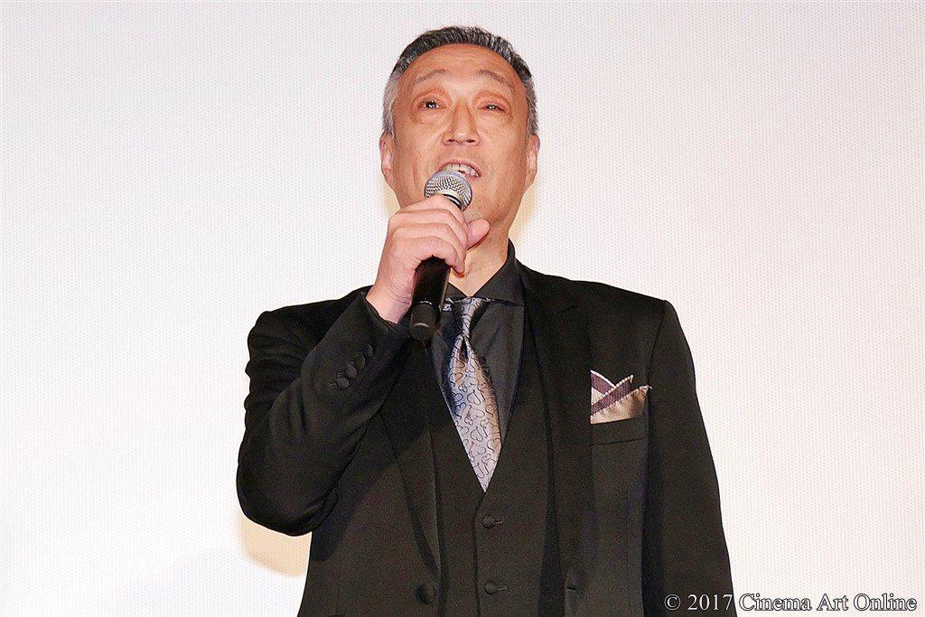 【写真】 第30回 東京国際映画祭(TIFF) 特別招待作品『巫女っちゃけん。』舞台挨拶 グ・スーヨン監督