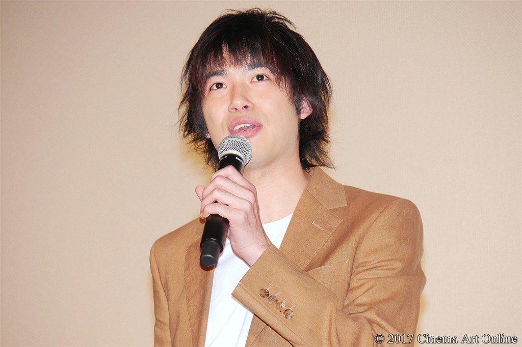 【写真】映画『勝手にふるえてろ』初日舞台挨拶 渡辺大知