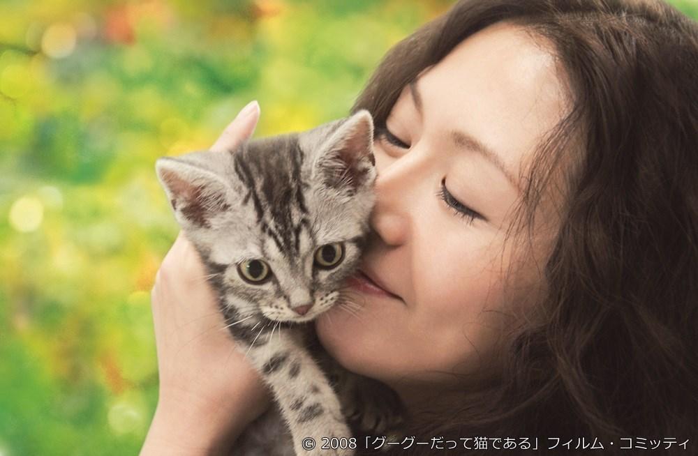 【画像】映画『グーグーだって猫である』(Gu Gu the Cat)