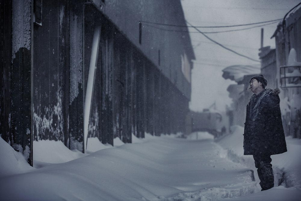 【画像】映画『氷の下』(The Conformist)