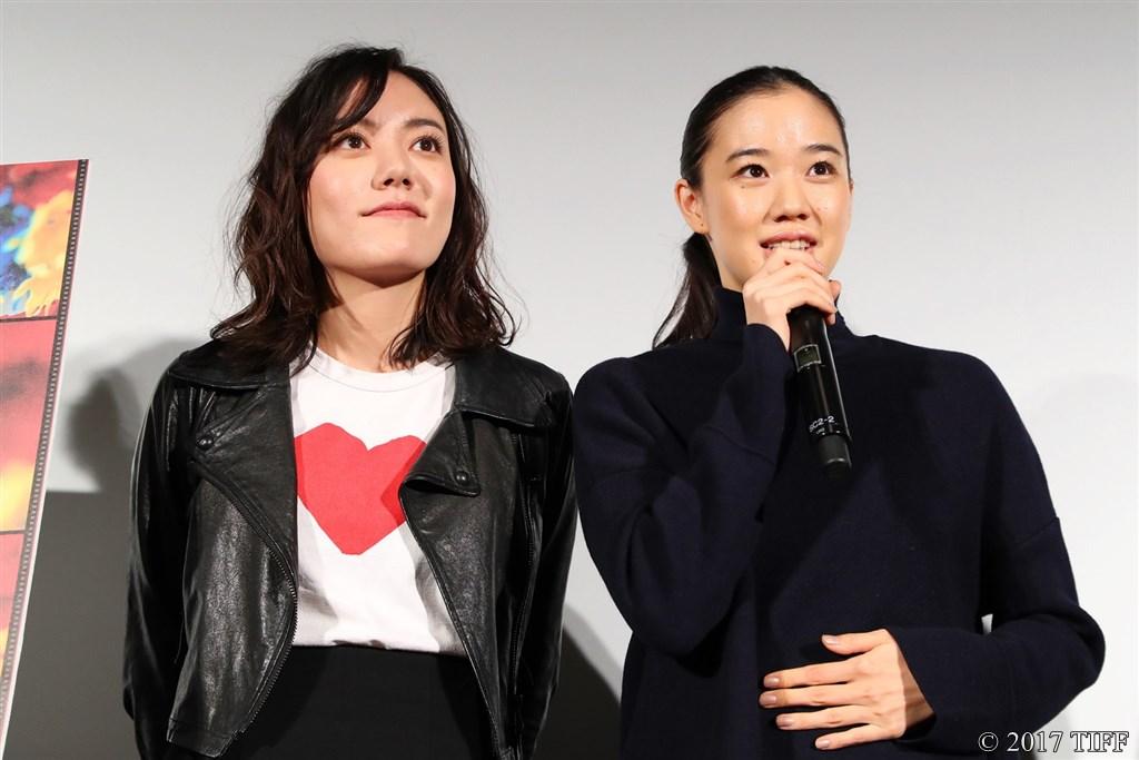 【写真】映画『花とアリス』Q&A 鈴木杏、蒼井優
