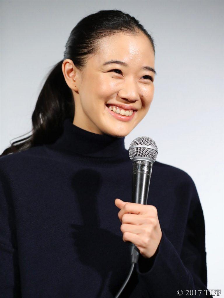 【写真】映画『花とアリス』Q&A 蒼井優
