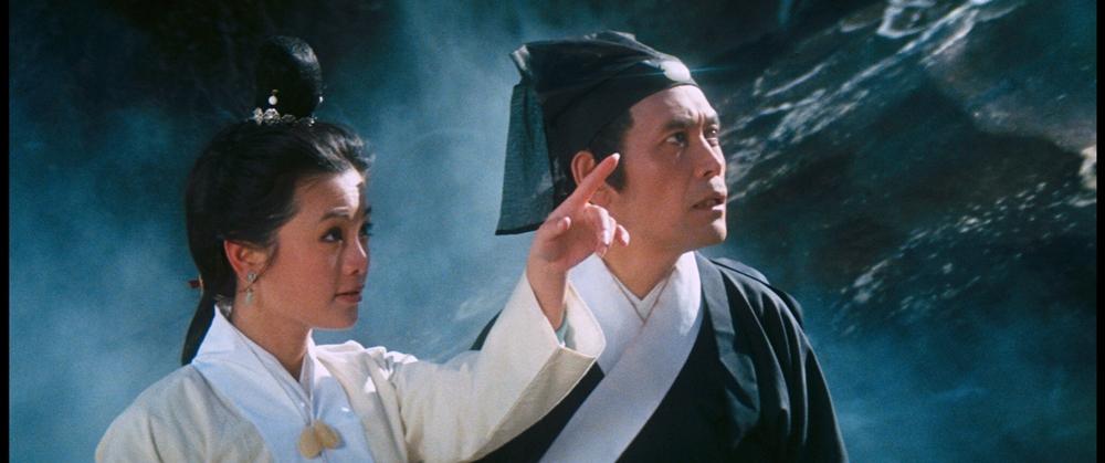 【画像】映画『山中傳奇(さんちゅうでんき)』 (Legend of the Mountain)