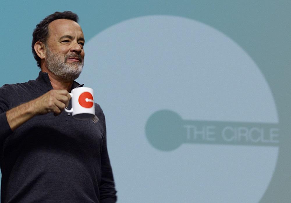 映画『ザ・サークル』(The Circle) Baily (Tom Hanks)