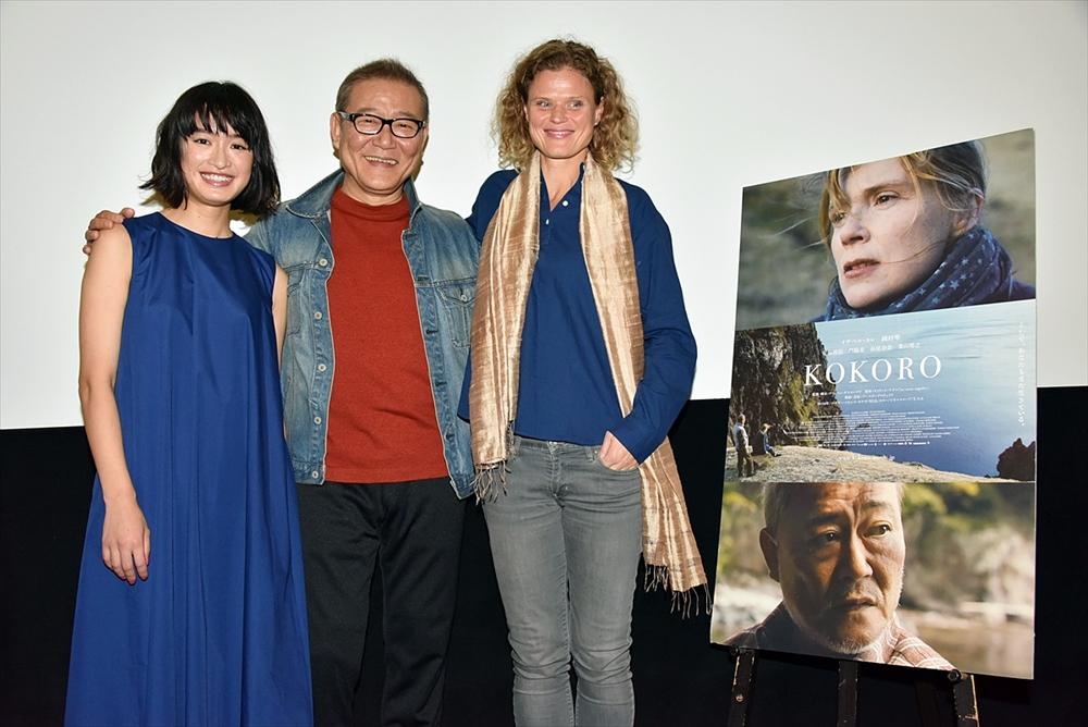 【写真】映画『KOKORO』公開初日舞台挨拶 フォトセッション