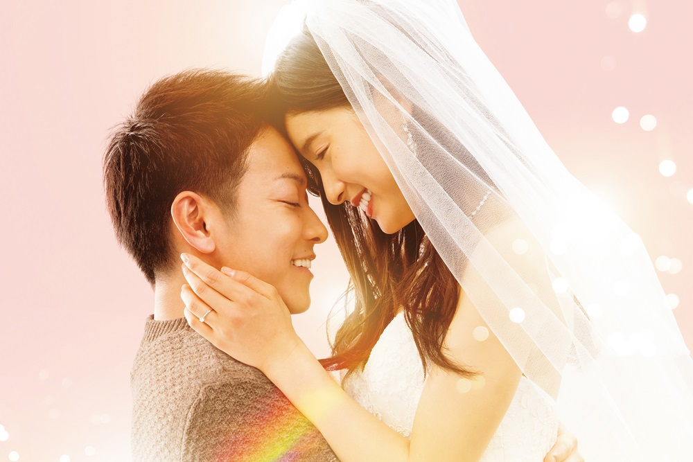 【画像】映画『8年越しの花嫁 奇跡の実話』 メインビジュアル