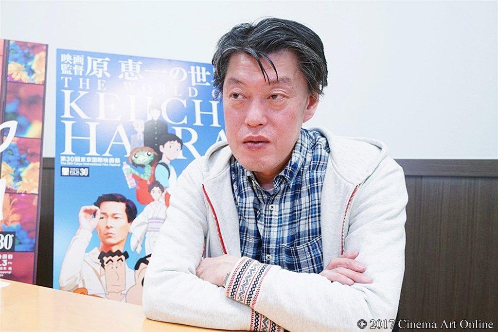 【写真】原恵一監督インタビュー