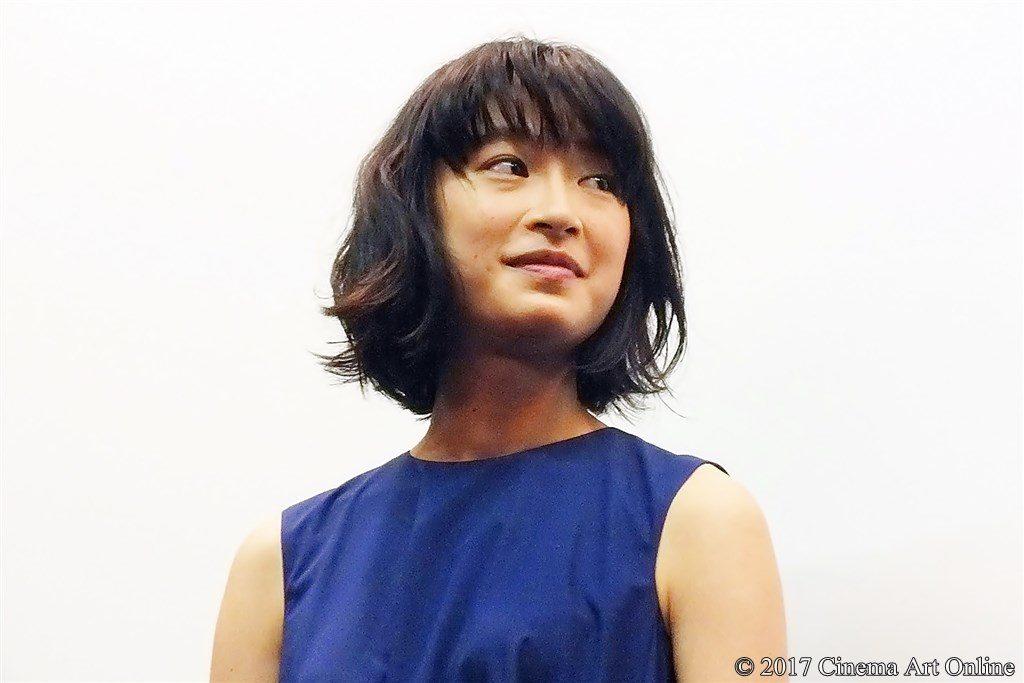 【写真】映画『KOKORO』公開初日舞台挨拶 門脇麦