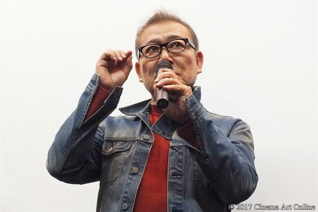 【写真】映画『KOKORO』公開初日舞台挨拶 國村隼